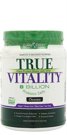 Green Foods™ <br> True Vitality™ Chocolate