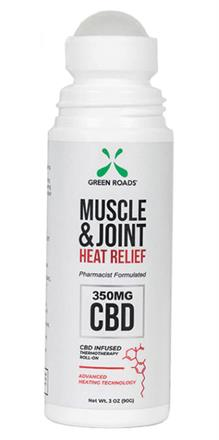 Muscle & Joint Heat Relief 350 mg