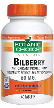 Bilberry Extract Standardized for 36%