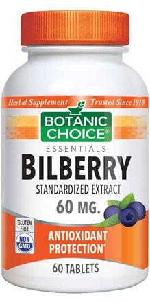 Bilberry Extract Standardized for 10%