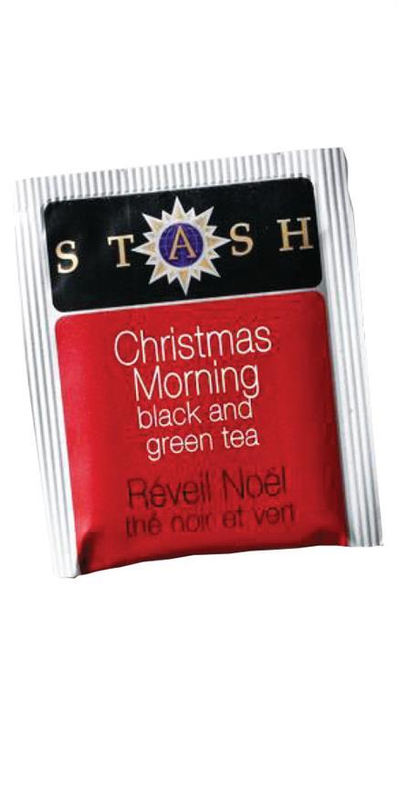 Buy Stash Christmas Morning Blend 18 Ct At Botanic Choice · Christmas Morning Tea