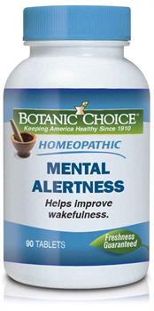 Homeopathic Mental Alertness Formula