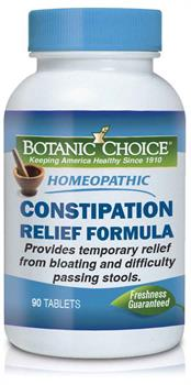 Homeopathic Constipation Relief Formula