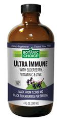 Ultra Immune with Elderberry, Vitamin C and Zinc