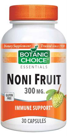 Noni Fruit 300 mg.