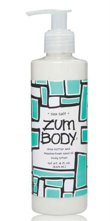 Indigo Wild <br> Zum Body Lotion - Sea Salt