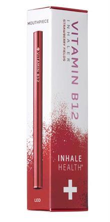 Shop Inhale Health Vitamin B12 Strawberry Fields Inhaler ...