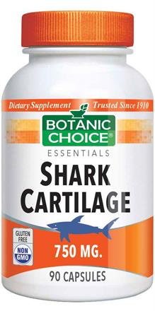 Shark Cartilage 750 mg.