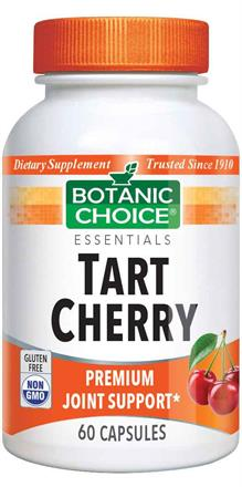 Tart Cherry 465 mg.
