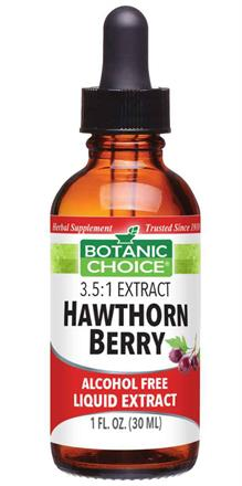 Hawthorn Berry Liquid Extract