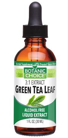 Green Tea Leaf Liquid Extract