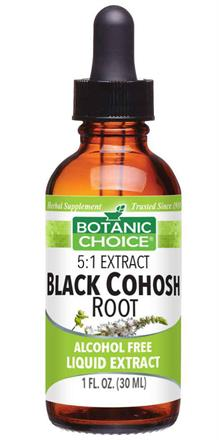 Black Cohosh Root Liquid Extract