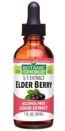 Elder Berry Liquid Extract