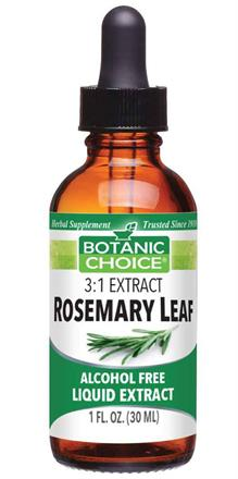 Rosemary Leaf Liquid Extract