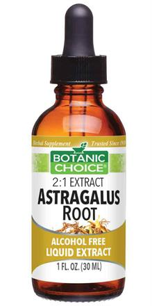 Astragalus Root Liquid Extract