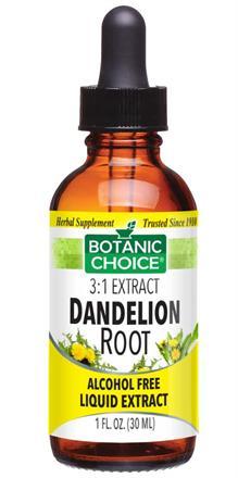 Dandelion Root Liquid Extract