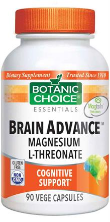 Brain Advance Magnesium L-Threonate