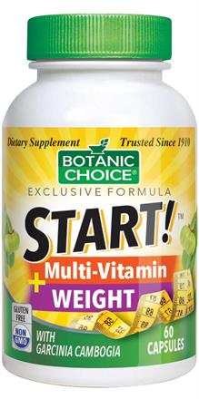 START! Multi-Vitamin + Weight