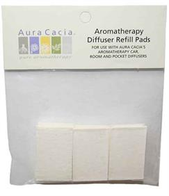 Aura Cacia Aromatherapy Room Diffuser Refill Pads