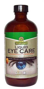 Natures Answer <br> Liquid Eye Care