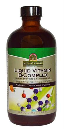 Natures Answer <br> Liquid Vitamin B-Complex