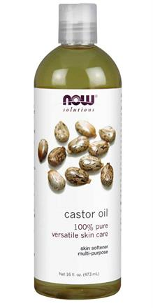 NOW Foods <br> Castor Oil