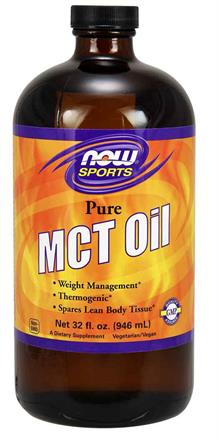 NOW Foods - MCT (Medium Chain Triglycerides) Oil