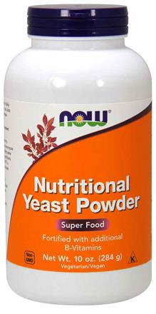 Now Foods <br> Nutritional Yeast Powder