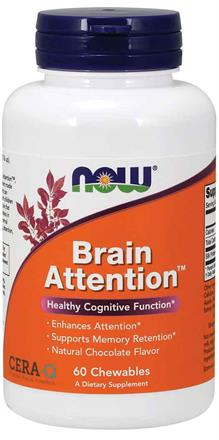 NOW Foods <br> Brain Attention