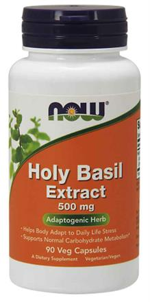 Now Foods <br> Holy Basil 500 mg Extract