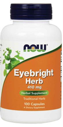 Now Foods <br> Eyebright Herb 410 mg