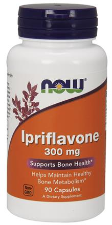 Now Foods <br> Ipriflavone 300 Mg
