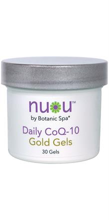 Daily CoQ-10 Gold Gels