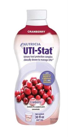UTI-Stat Liquid Medical Food - Cranberry