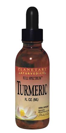 Planetary Herbals <br> Turmeric Extract Full Spectrum™