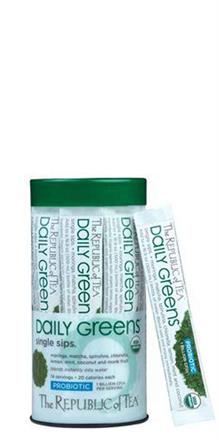 Republic of Tea <br> Organic Daily Greens™ Single Sips®