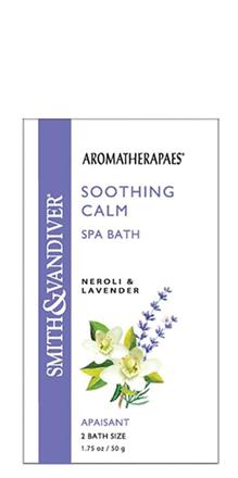 Smith & Vandiver - Aromatherapaes <br> Soothing Calm Spa Bath