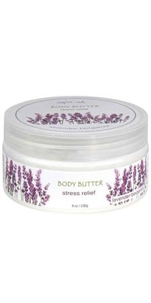 Smith & Vandiver - Spa…ah <br> Stress Release Body Butter