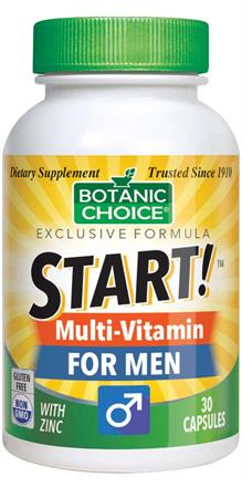 START! Multi-Vitamin for Men