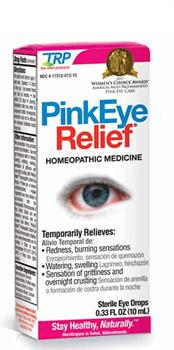 The Relief Product <br> PinkEye Relief®