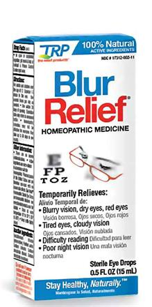 The Relief Product <br> Blur Relief®