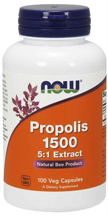 NOW Foods <br>Propolis 1500 mg
