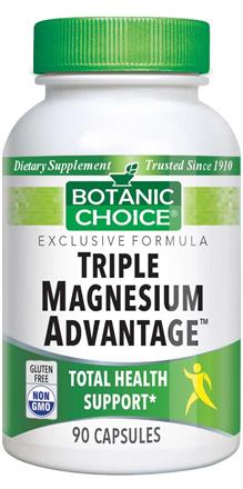 Triple Magnesium Advantage™
