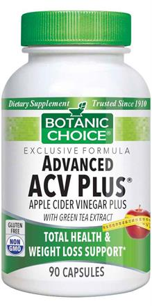 Advanced Apple Cider Vinegar Plus®