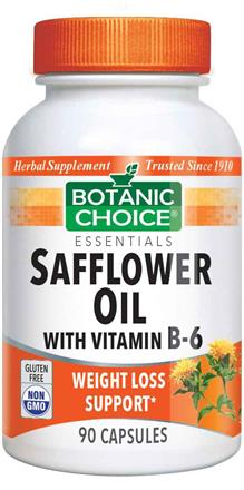 Safflower Oil with Vitamin B6