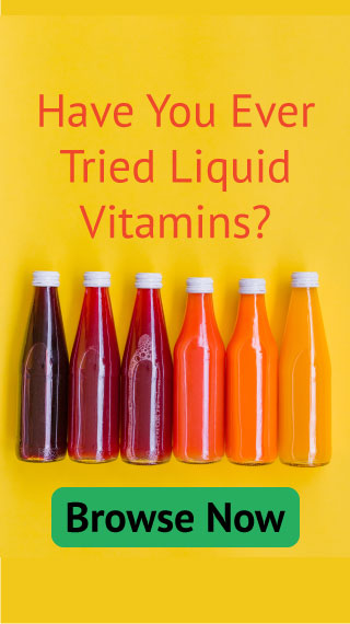 have you ever tried liquid vitamins? Browse Now