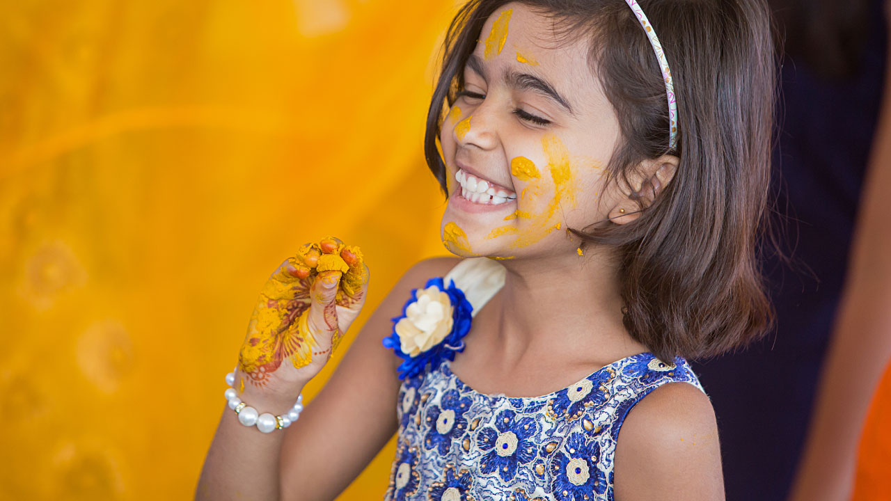 what is turmeric good for cover little girl with turmeric
