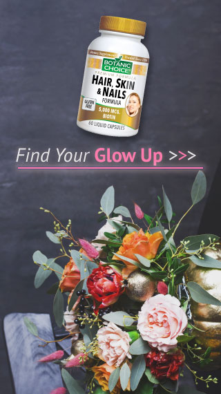 Glow up beauty supplements