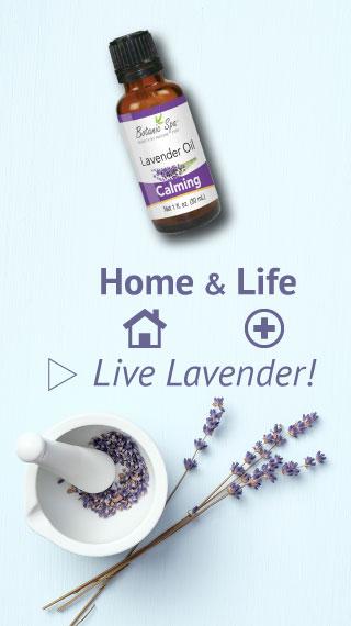 home & life Live Lavender