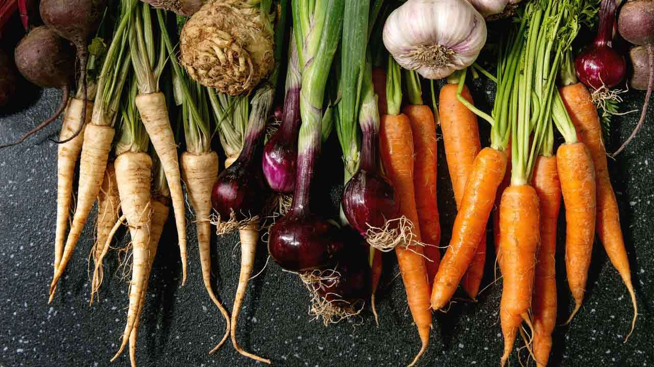 5 Veggies to Take Root in Your Diet